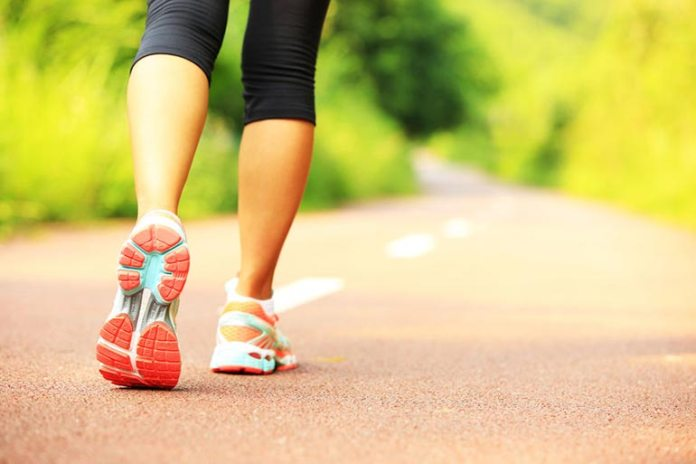 Regular exercise can help maintain your health
