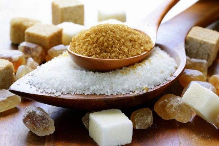 Sugar can be used as an exfoliating agent that helps remove skin dullness