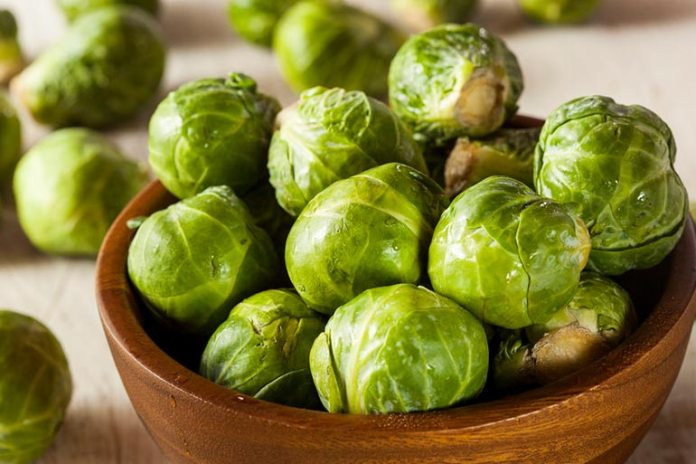 Brussels sprouts often cause gas and bloating
