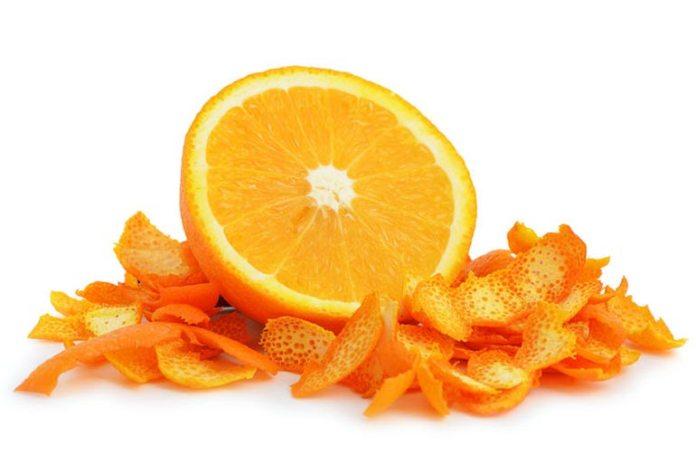 Orange Peel Can Lighten Dark Inner Thighs