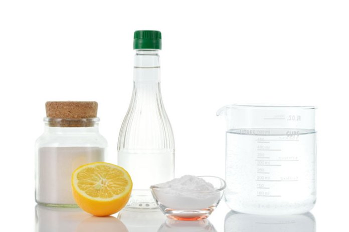 Use homemade detergents instead of expensive cleansers