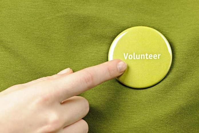 Volunteering takes your mind off your own troubles by allowing you to focus on someone else's.