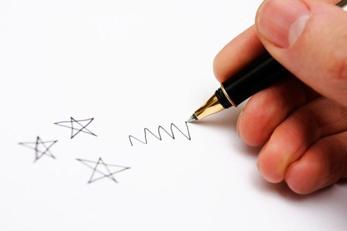 Doodling actually stimulates your brain and creative power
