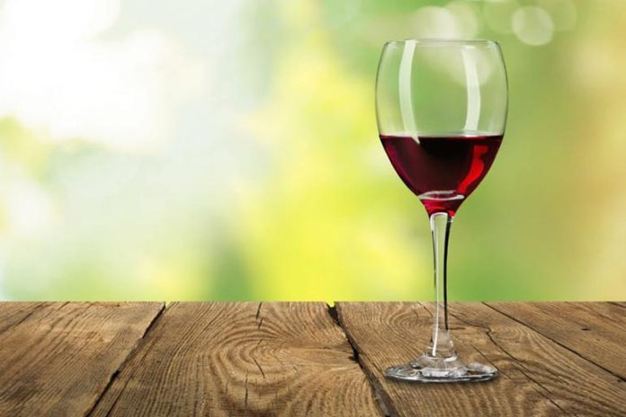 Red wine could improve heart health.