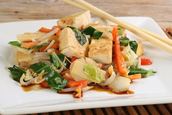 Tofu Is Rich In Proteins