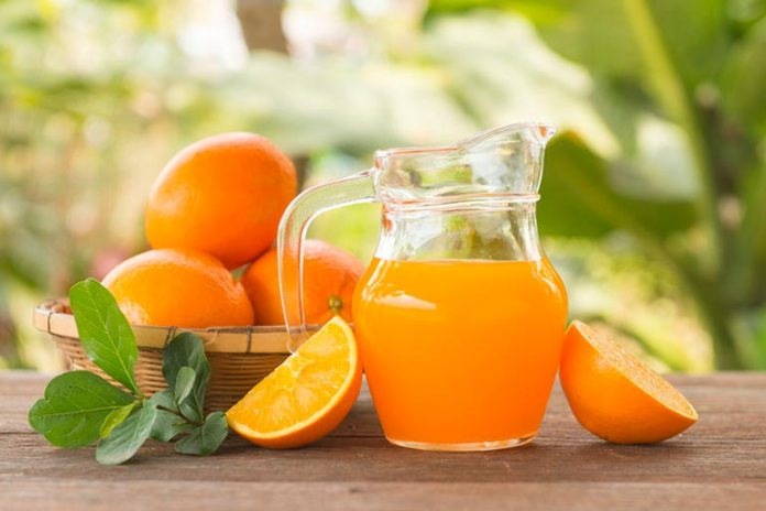 Consuming oranges in its juiced form deprives you of its fiber content
