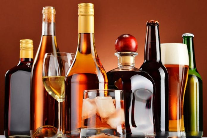 Alcohol is a bladder irritant
