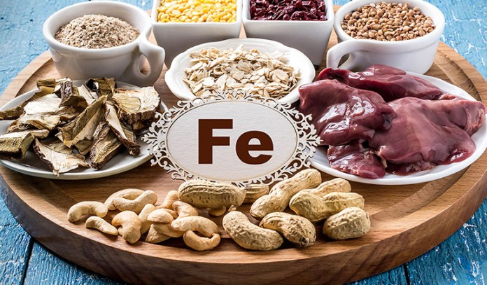 Deficiency of iron during pregnancy increases the risk of iron deficiency anemia and infant's risk of low birth weight.