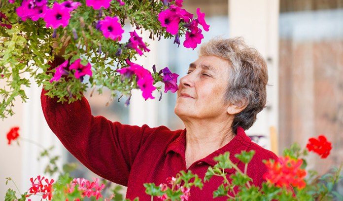 Being outdoors can help reduce dementia and ADHD symptoms
