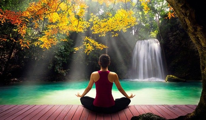 Nature helps reduce your stress levels