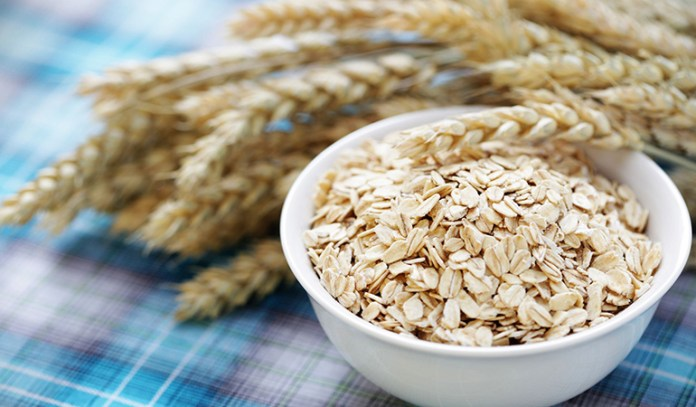 Oats are rich in protein, fiber, and potassium