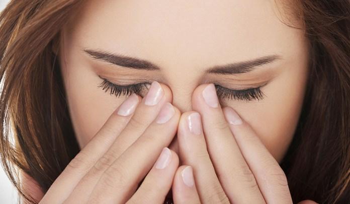 Eye strain causes eye pain.