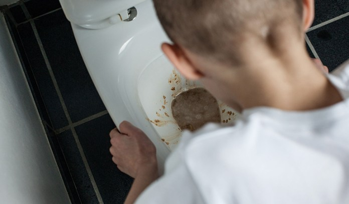Frequent vomiting and nausea could be due to GERD