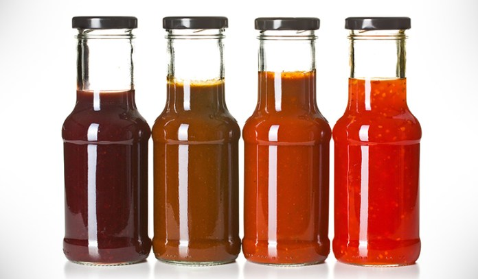 Store-bought condiments are full of artificial dyes, sodium, and preservatives
