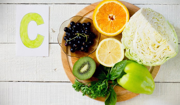 Vitamin C promotes good immunity and cell turnover.