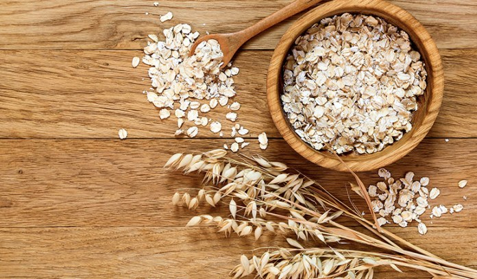Whole grains are loaded with healthy carbs