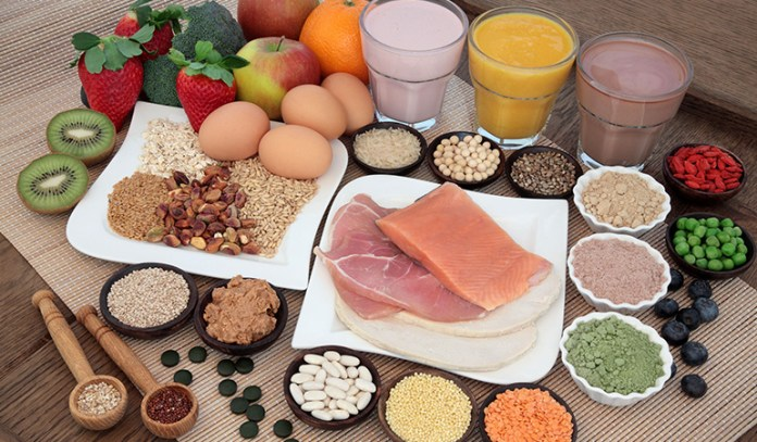 Protein is important for body growth, development, and functioning.