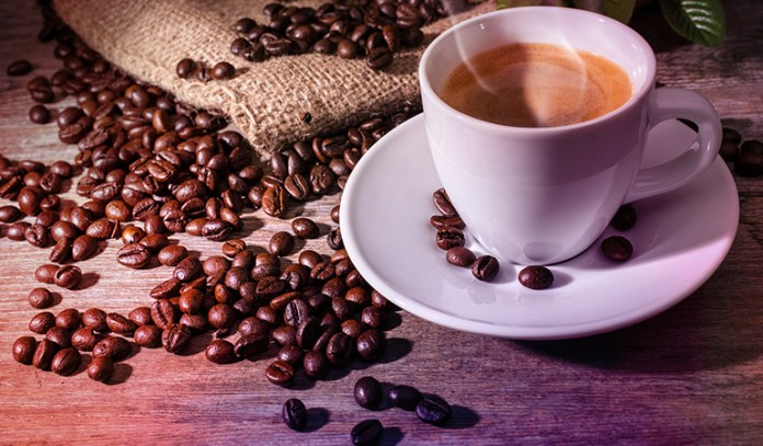 (Caffeine is a stimulant that can cause your heart rate to increase