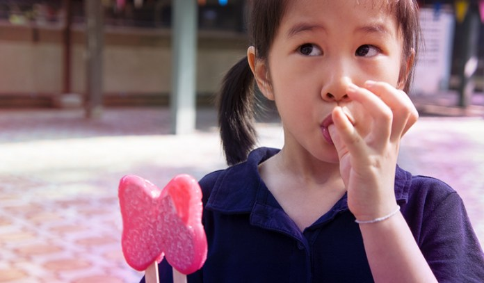 Our Noses Help Us Taste Our Food