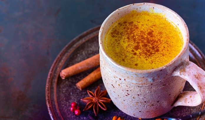 Eat turmeric with a healthy fat and with a pinch of black pepper