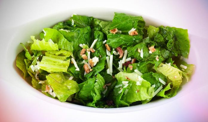 (Leafy greens are the most important of all fresh produces