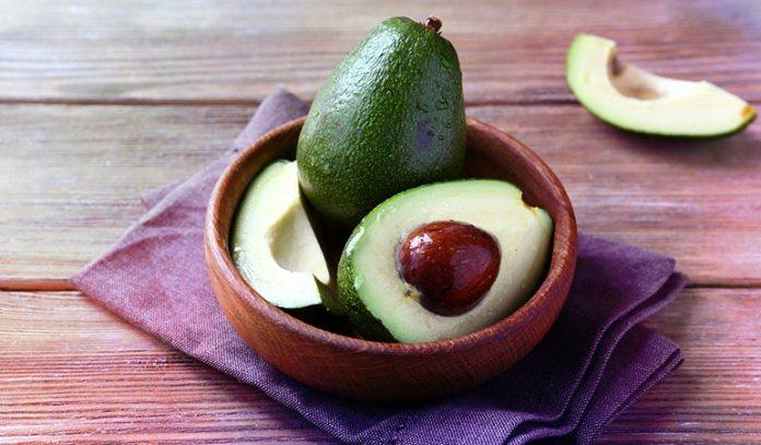 Avocado provides intense moisture for your hair