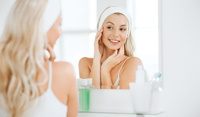 Allow Your Skin To Dry Naturally