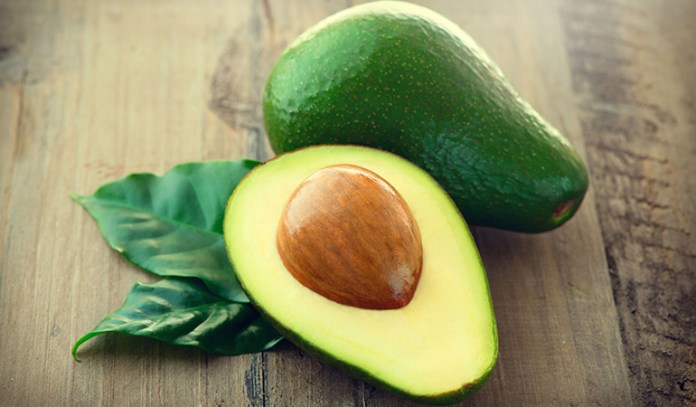 Avocado is a great source of healthy fats