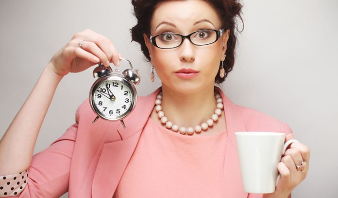 Time your coffee for short-term alertness.