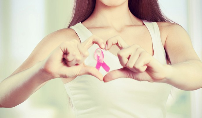 Cancerous cells in the breasts could make it bigger