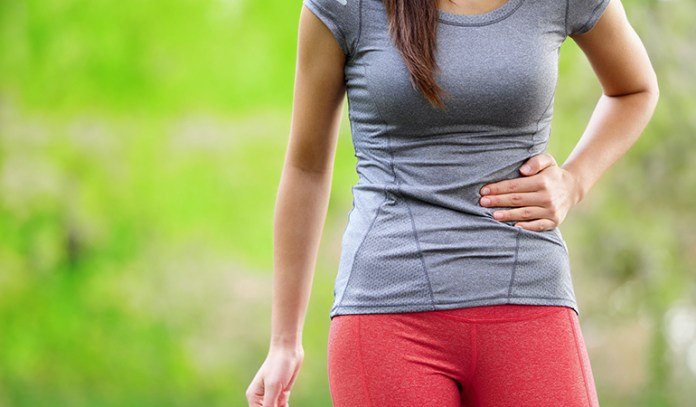 Indigestion, food poisoning, and gas may sometimes cause abdominal cramps when exercising