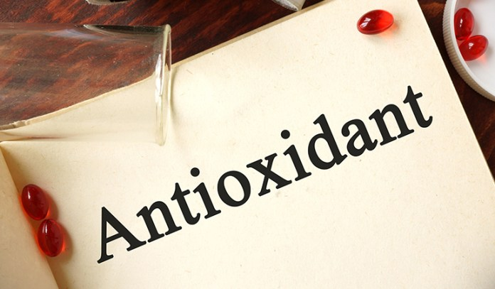 Inflammation is prevented by antioxidants