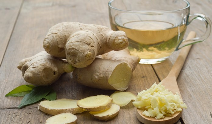 Ginger Is Anti-Inflammatory And Anti-Allergic