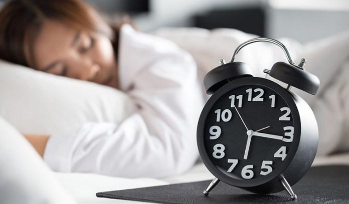Sleep well boost metabolism