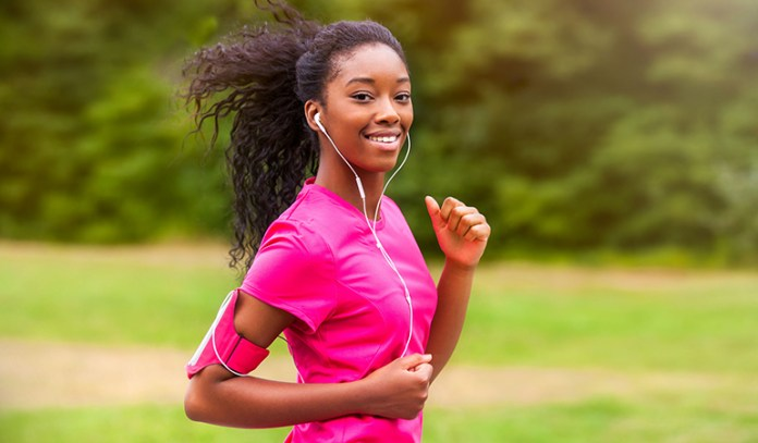 By exercising regularly, you can improve your fitness and physical well-being.