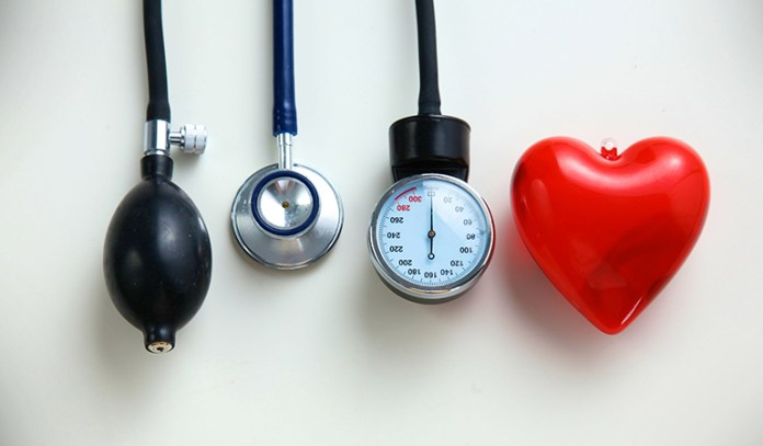 Hypertension may not show symptoms until it is too late