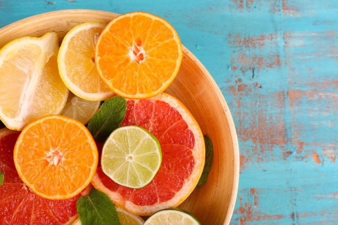 Vitamin C prevents oxidative stress that causes hair graying and hair loss