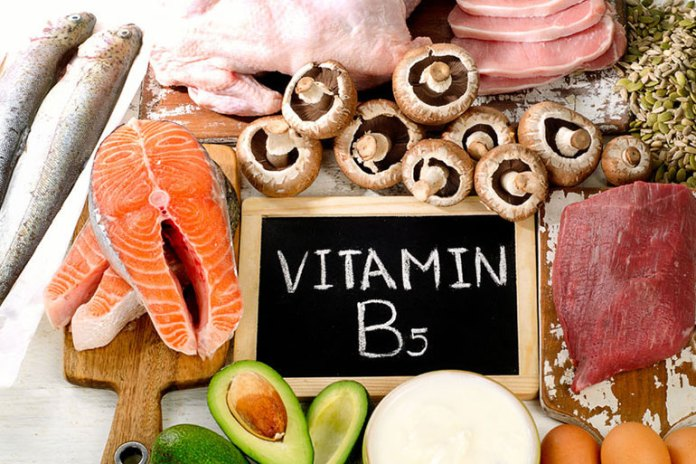 Vitamin B5 is vital for the adrenal glands that stimulate hair growth