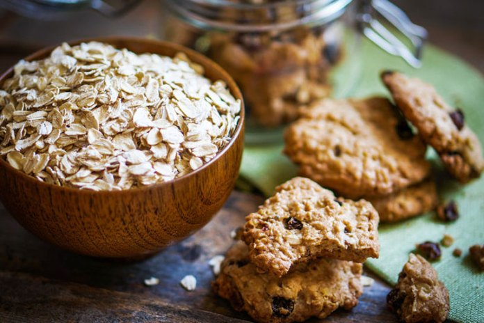 Oats are the best form of complex carbs for breakfast