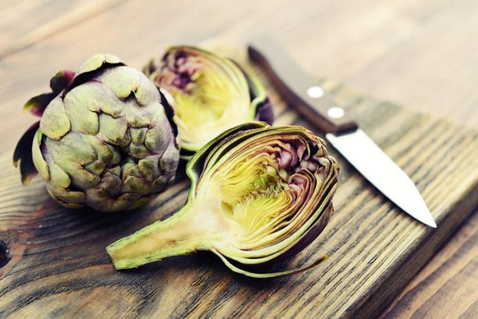 artichokes are high in proteins