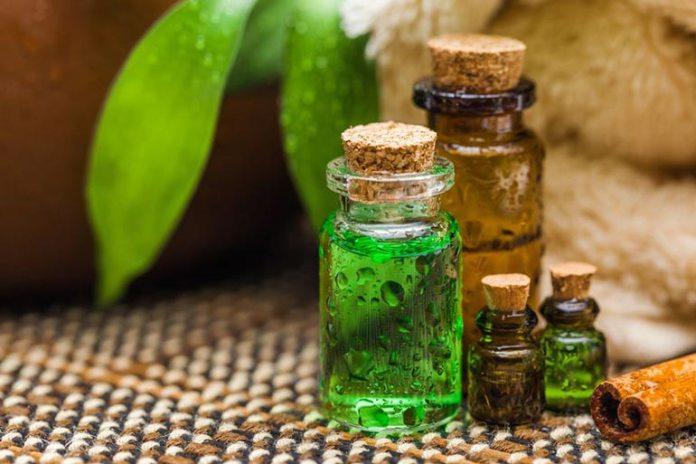 Tea tree oil has antibacterial and anti-inflammatory properties that help cure throat polyps