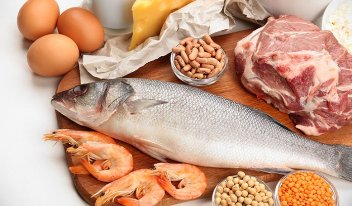 benefits of proteins for women