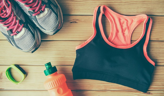 Wash your gym clothes after every session.