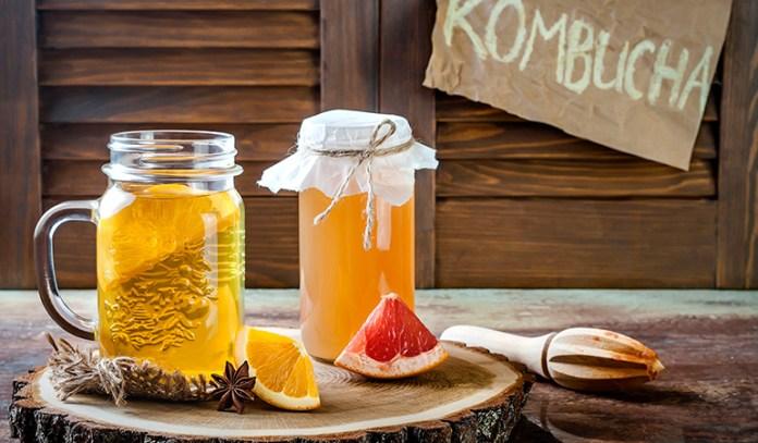 With a DIY kombucha kit, you can easily prepare kombucha at home