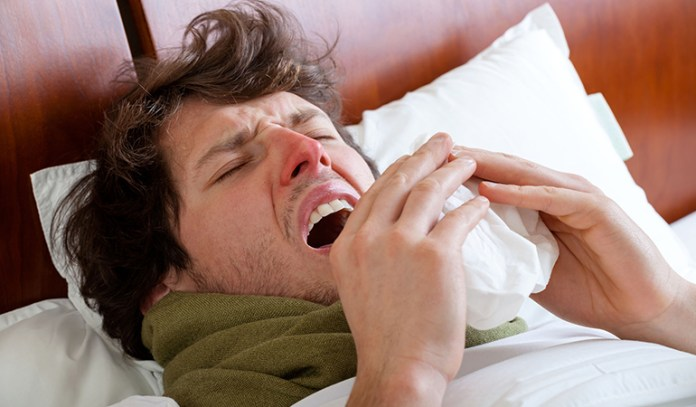 If your lump is accompanied by a fever or a sore throat, it is very likely an infection.
