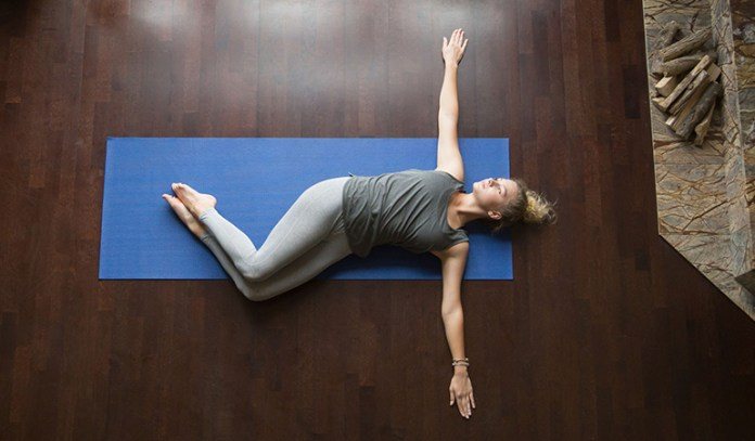 Stretches out the abdominal muscles, thus relieving constipation