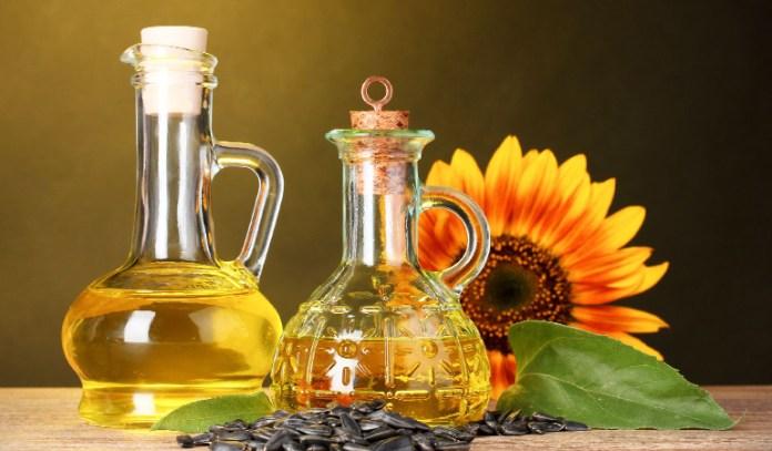 sunflower oil for oily skin