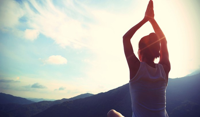 Meditation benefits anxiety, tension and depression.
