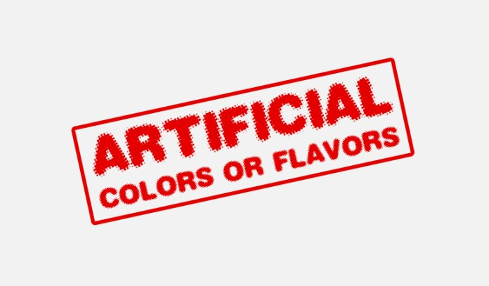 Natural flavors are lab-manufactured ingredients