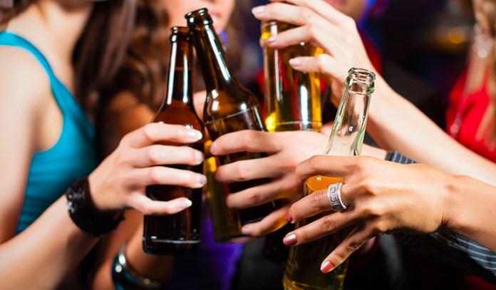 Making plans that revolve around alcohol